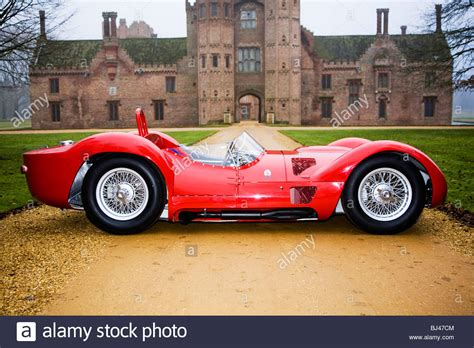 maserati sports car maserati birdcage sports car le mans car from 1960s
