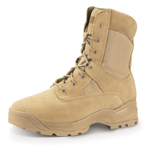 5 11 atac boots 5 11 s atac 8 quot side zip tactical boots 672836