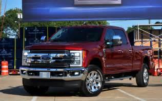 revolutionary new generation ford duty trucks 2017