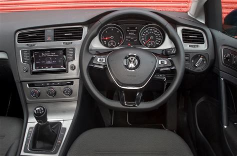 Mk7 Golf R Interior by Volkswagen Golf R Mk7 Interior Car Interior Design