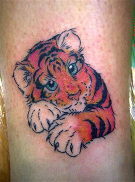 tiger cub tattoo designs 30 most powerful tiger designs ideas sheplanet
