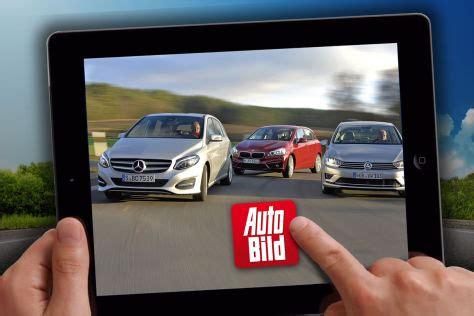 Auto Service Vergleich by Auto Bild Exklusiv Neue B Klasse Im Vergleich Autobild De