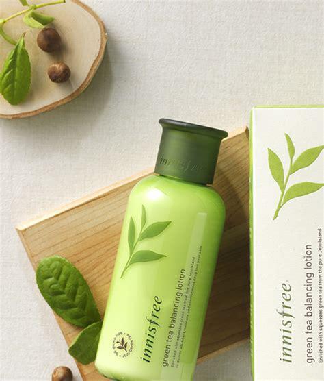 Innisfree Balancing Lotion 160ml innisfree the green tea balancing lotion 160ml korendy kozmetik global