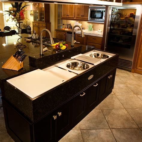 kitchen island with stove and sink the possibilities of storage under kitchen islands with