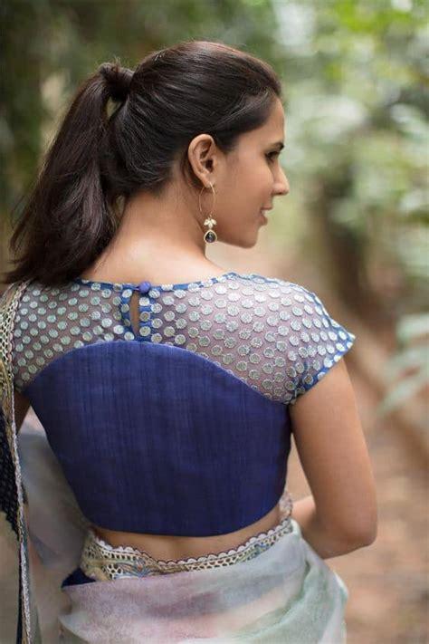 types  blouse  saree simple craft ideas