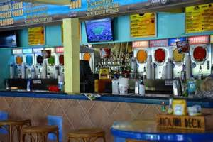 daquiri deck wide selection of flavors