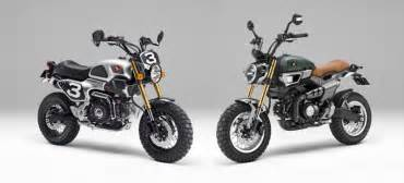 How Fast Does A Honda Grom Go Honda Grom Scramblers Are The Retro Micro Motorcycles Of