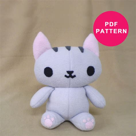 Cat Plushie Pattern Related Keywords Cat Plushie Pattern | cat plushie pattern related keywords cat plushie pattern