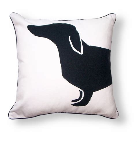 Black And White Sofa Pillows District17 Happy Reversible Throw Pillow In Black And White Pillows