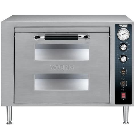 Countertop Pizza Oven by Waring Wpo700 Deck Countertop Pizza Oven 240v