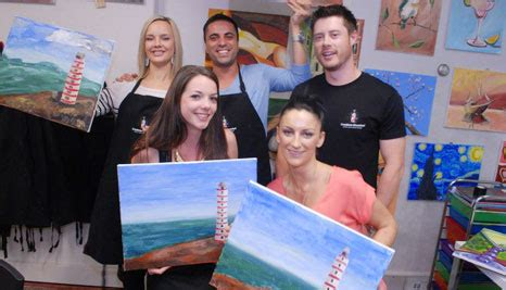 paint the nite groupon melbourne 50 creations uncorked deals reviews coupons discounts