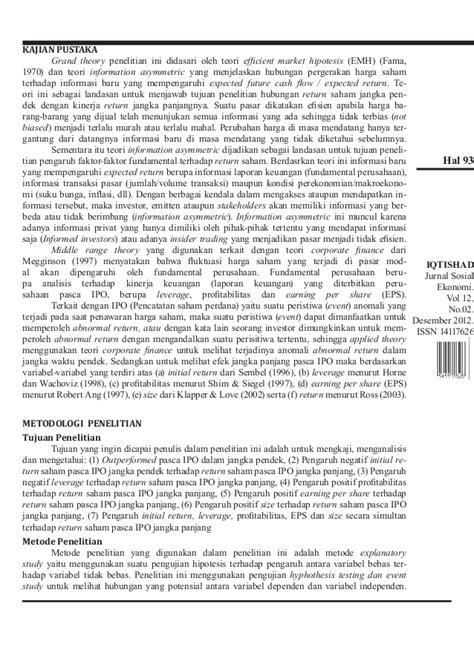 membuat jurnal petty cash content jurnal v12 n2 desember 2012