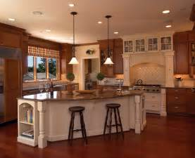 Kitchen Island Made From Cabinets Walnut Custom Made Kitchen Cabinets And Remodels