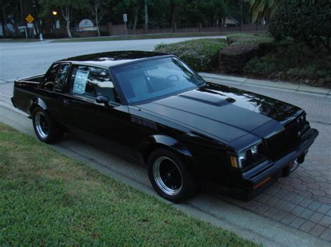 gorgeous 1987 buick grand national gnx with 154