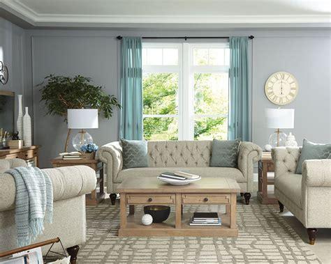 vintage living room sets modern vintage beige living room set by donny osmond from