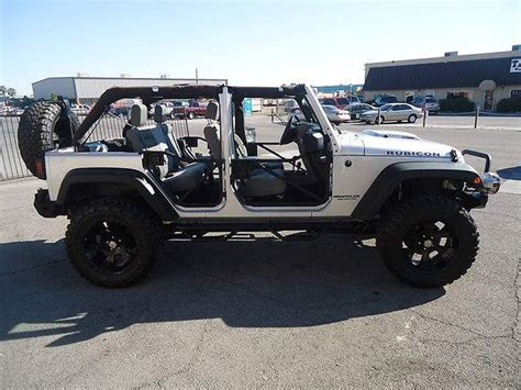 Customize A Jeep Andre Agassi S Custom Jeep Unlimited Rubicon With Hemi V8