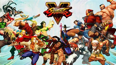 Street Fighter 5 Wallpapers   HD Wallpapers   ID #16532