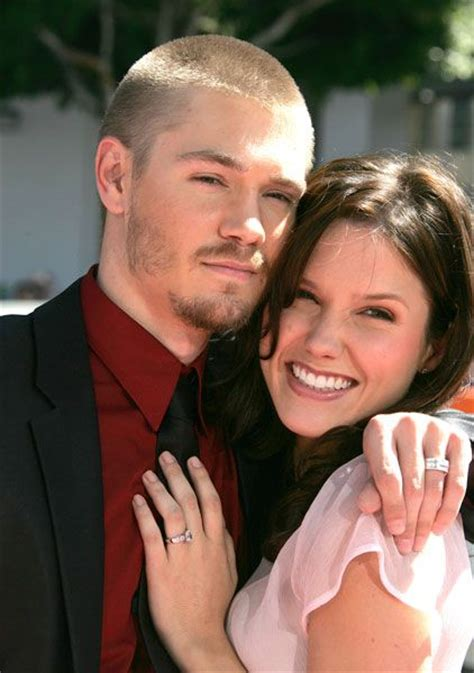 Bush Is Engaged by Bush From Chad Michael Murray