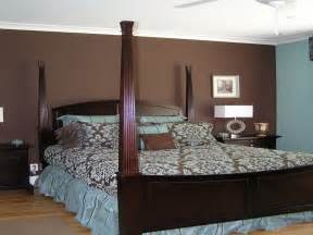 Bedroom Paint Ideas Blue And Brown Decorations Blue Brown Modern Interior Bedroom Paint