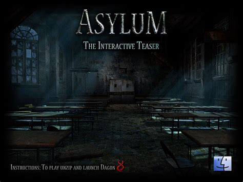 As An Asylum Can You Do Mba by Asylum Interactive Teaser Mac File Db