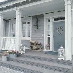 veranda ums haus 252 berdachte veranda holz schaukel bauen vordachbau ideen