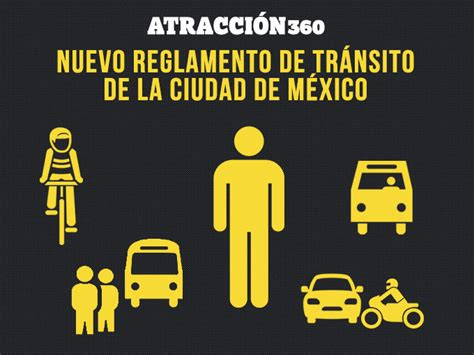 nuevo reglamento de trnsito estado de mxico atraccion360 reglamento de transito df share the knownledge