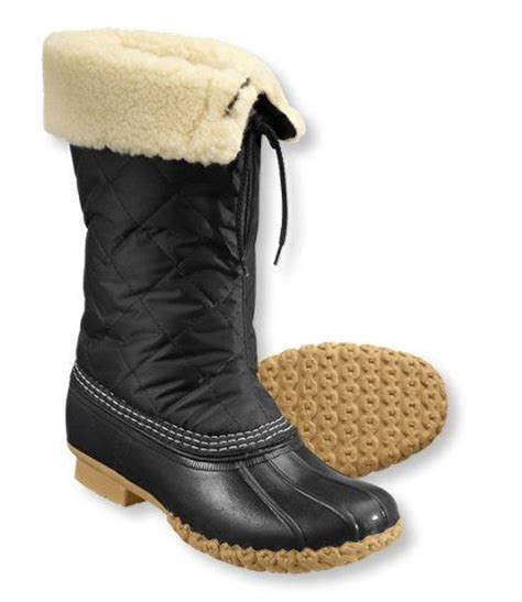 ll bean boots cold weather gear seasons