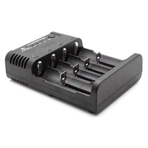 xtar xp4 intelligent battery charger 4 slot for li ion and ni mh with battery renew function
