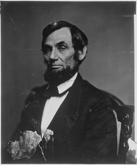 lincoln on depictions of the 16th american president