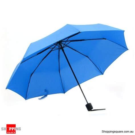 Light Blue Patio Umbrella by Windproof Mini Compact Folding Handbag Umbrella Light Blue