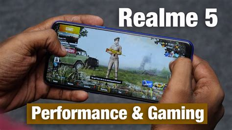 realme  snapdragon  performance