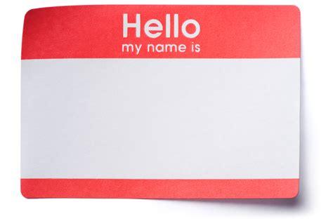 name tags membership team announces name tag initiative newark