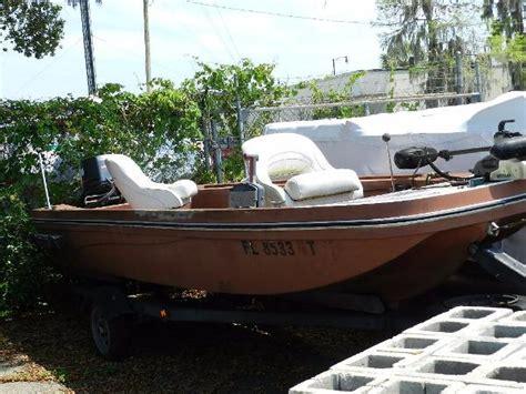 1973 monark fishing boat fishing boats for sale in leesburg florida
