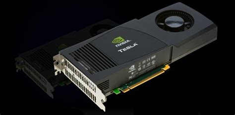 Tesla Supercomputer Nvidia Tesla Gpus Now Shipping With Dell Personal