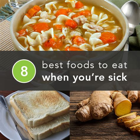 Comfort Food When Sick by The Best And Worst Foods To Eat When You Re Sick Greatist