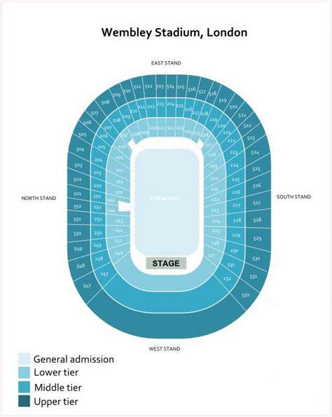 wembley arena floor plan wembley stadium floor plan adele live 2017 the finale