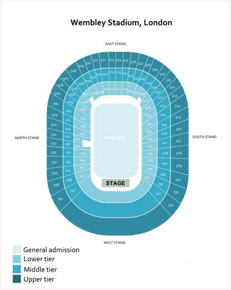 wembley stadium floor plan adele live 2017 the finale wembley stadium tickets