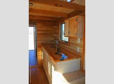 A River Runs Through It: Custom Gooseneck Tiny House ... Washer Dryer Combo