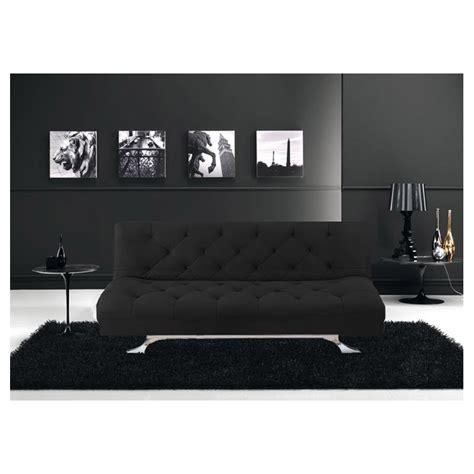 divano letto una piazza divano letto nero in microfibra 3 posti reclinabile