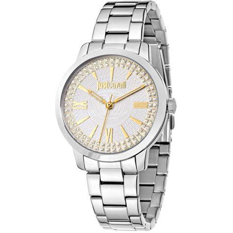 montre just cavalli montres r7253574504 montre argent ronde femme sur bijourama n 176 1 de la