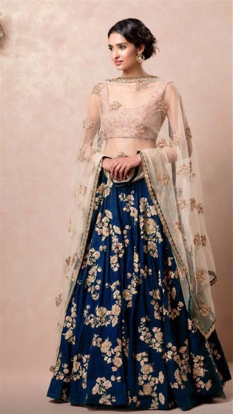 Hot and Simple   Ethnic Wear in 2019   Indian lehenga