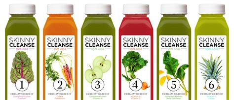 7 Day Liquid Detox by Generation Does A Juice Cleanse Generation Juices