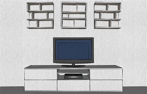 wall media unit cambridge media unit and wall boatman furniture