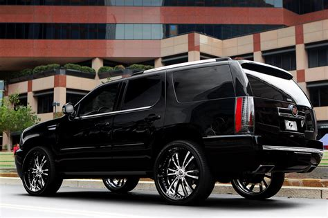 Customized Cadillac Escalade by Customized 2013 Cadillac Escalade By Lexani Gallery