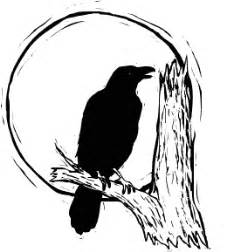 Free Raven Clipart  Public Domain Halloween Clip Art Images And sketch template