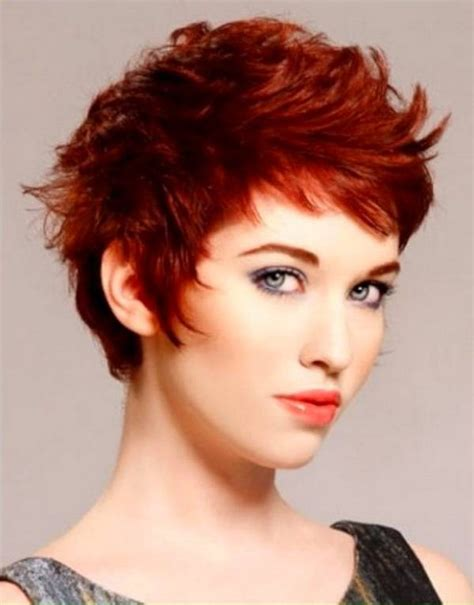 hairstyles red hair round face most charming short hairstyles for round faces ohh my my
