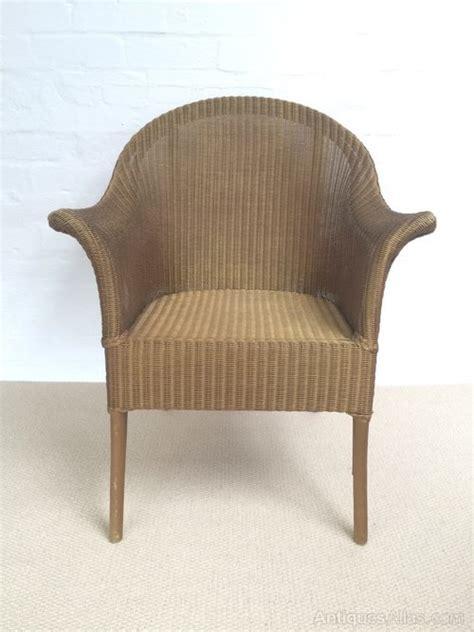 Loom Chair by A 1930 S Lloyd Loom Chair Antiques Atlas