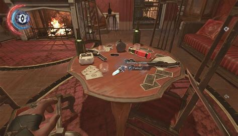 Dishonored 2 Stilton Manor Third Floor - secrets mission 5 dishonored 2 guide