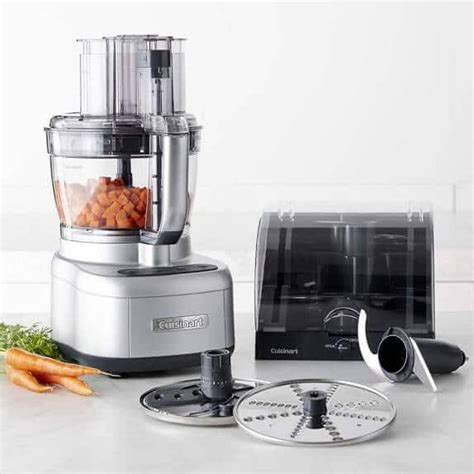 Cuisinart Elemental FP 13 Food Processor Review & Giveaway