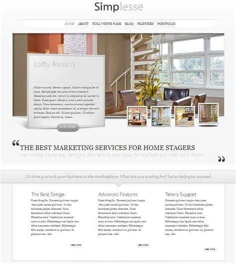 Staging Quotes Quotesgram Home Staging Estimate Templates